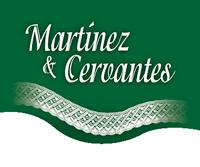 Martínez y Cervantes logo