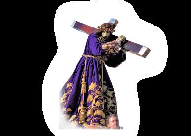 Tejidos religiosos para Imágenes en Semana Santa